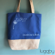 Tote bag blue