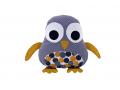 Yellow owl